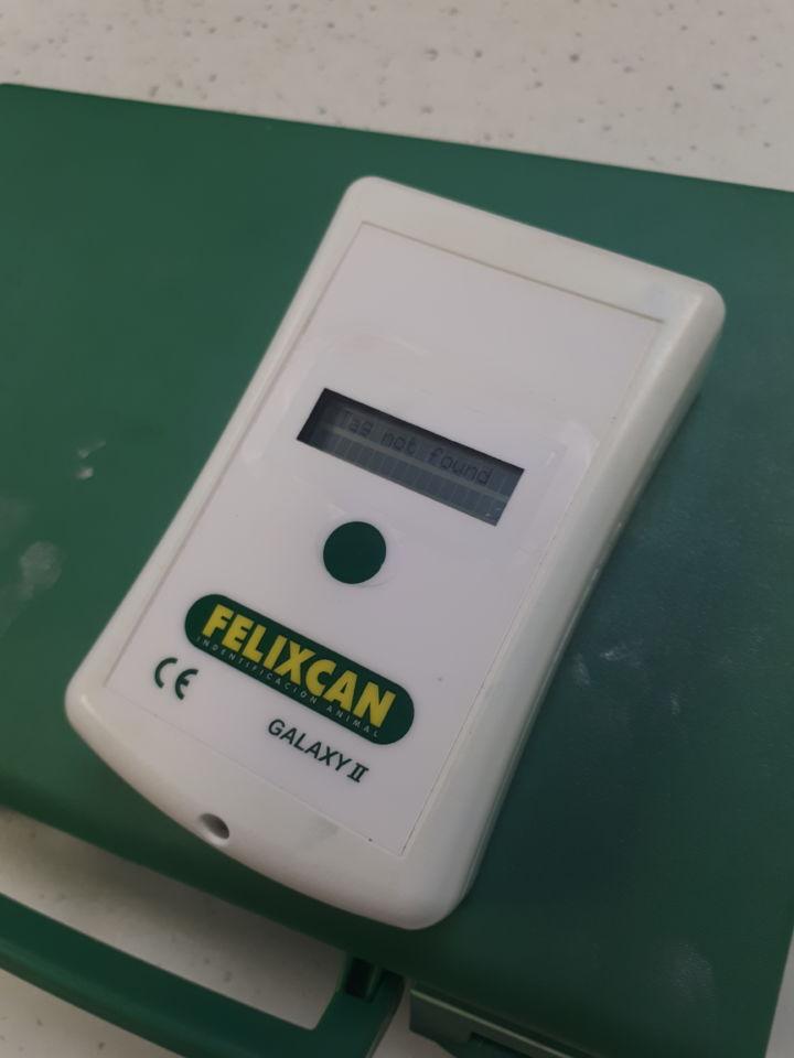 сканер, чипирование животных во Владимире